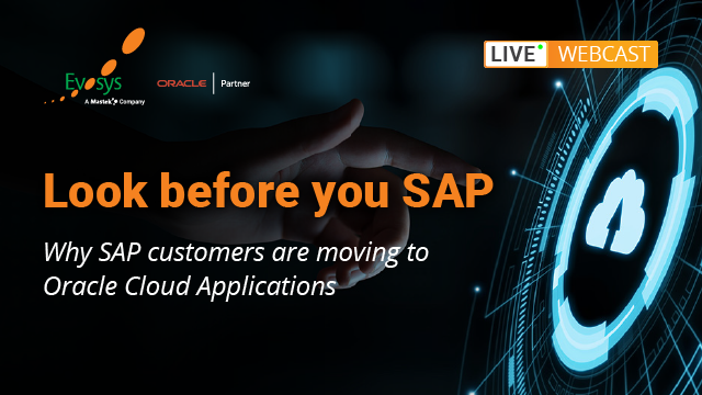Here is why SAP customers are considering moving to Oracle Cloud.