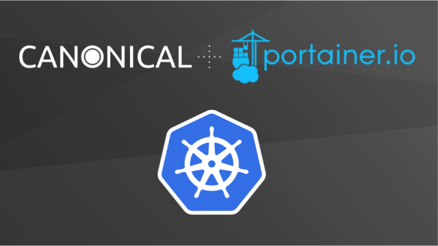 Containers-as-a-service: deploy faster with Canonical and Portainer