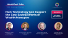 WealthTech Talks:How Tech Can Support the Cost Saving Efforts of Wealth Managers