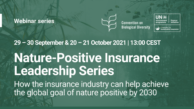 Nature Positive Insurance Series - Day 1