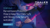 Ransomware Protection: How to Keep Your Data Safe with Strong Data Security