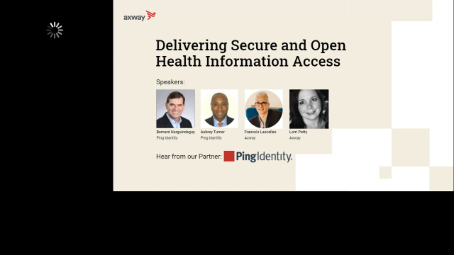 Delivering Secure and Open Health Information Access