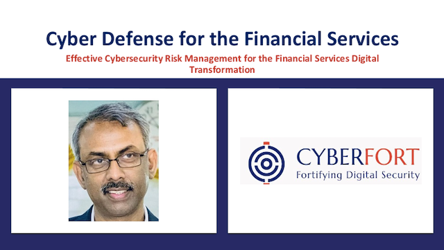 Cyber Defense for the Financial Services