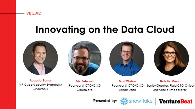 Innovating on the Data Cloud