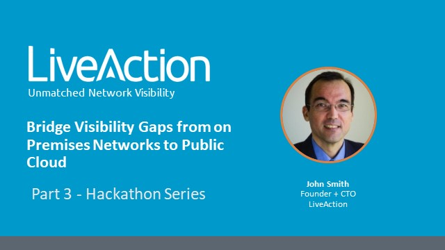 How to Bridge Visibility Gaps from the Network into the Cloud | EMEA