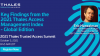 Key Findings from the 2021 Thales Access Management Index: Global Edition