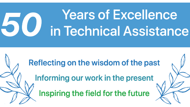 Celebrating 50 Years of Excellence in TA: Informing Our Work in the Present