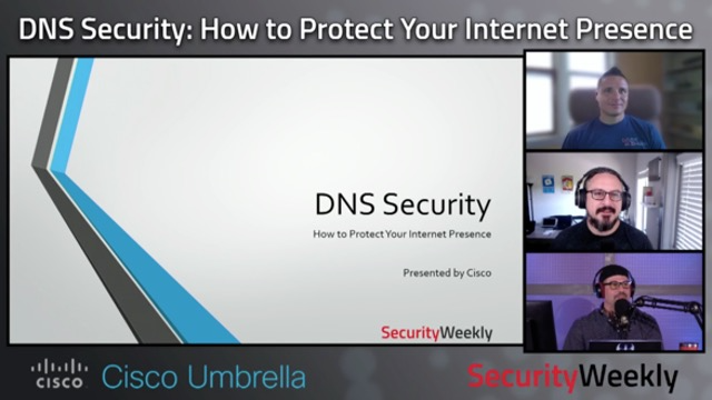 DNS Security: How to Protect Your Internet Presence