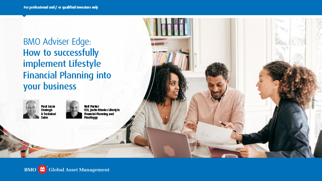 How to successfully implement Lifestyle Financial Planning into your business