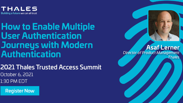 How to Enable Multiple User Authentication Journeys with Modern Authentication