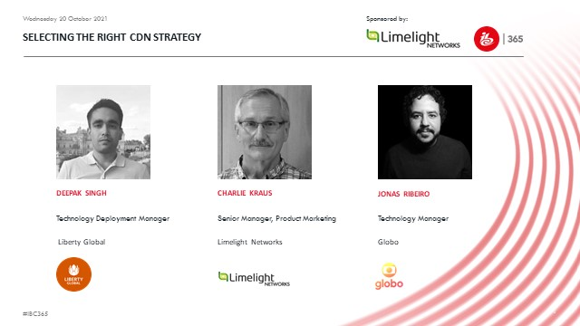 Selecting the right CDN strategy