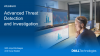 Advanced Threat Detection and Investigation