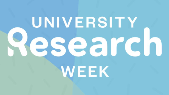 2021 University Research Week | Access to Clean Water