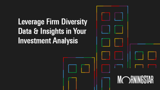 Leverage Firm Diversity Data & Insights in Your Investment Analysis