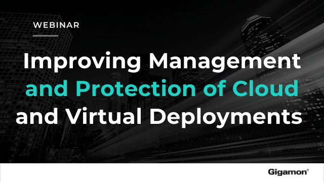 Improving Management and Protection of Cloud and Virtual Deployments