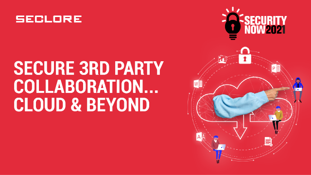 Stay in Control - Secure 3rd Party collaboration for the growing business