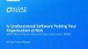 Is Undiscovered Software Putting Your Organization at Risk?