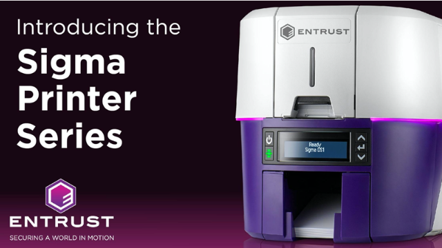 Next Generation Sigma Launch: Secure ID Card Printing