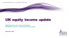 UK equity income update