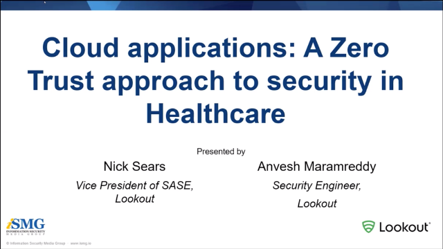 Cloud applications: A Zero Trust approach to security in Healthcare