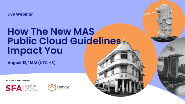 How The New MAS Public Cloud Guidelines Impact You