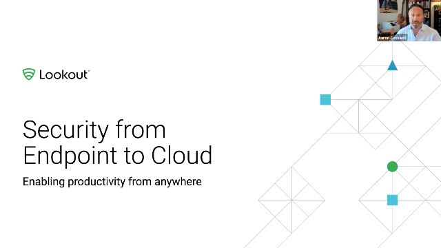 Security from Endpoint to Cloud