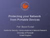 Protecting your Network from Portable Devices
