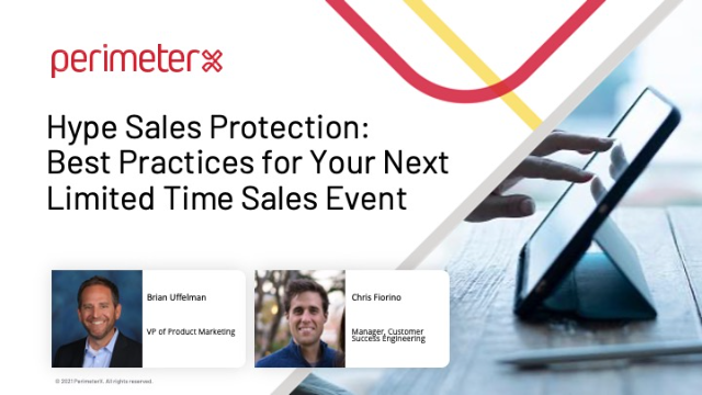 Hype Sales Protection: Best Practices for Your Next Limited Time Sales Event
