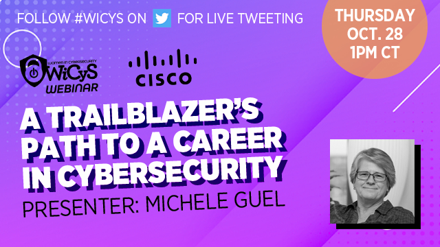 A Trailblazer's Path to a Career in Cybersecurity