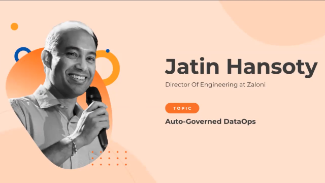 Auto-Governed DataOps to Improve Time to Analytics Value
