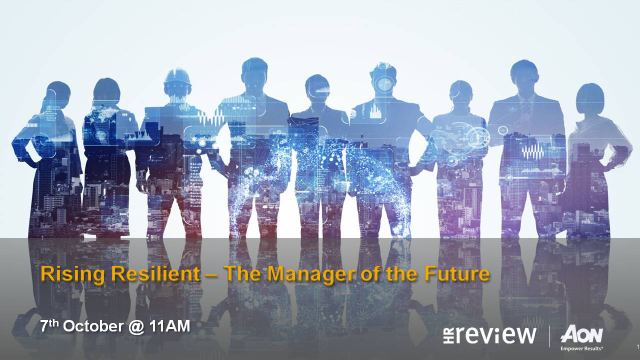 Rising Resilient - The Manager of the Future