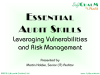 Essential Audit Skills - Leveraging Vulnerabilities and Risk Management