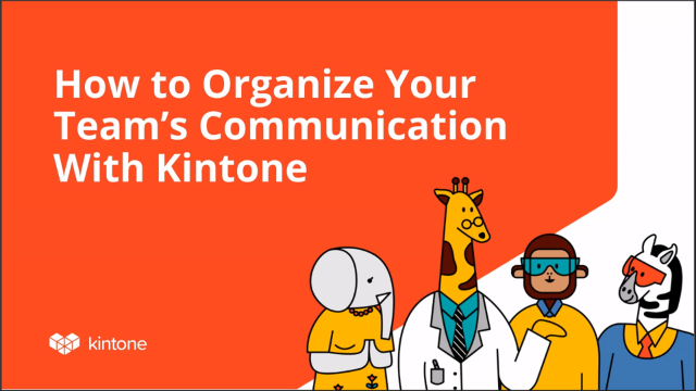 How to Organize Your Team's Communication with One Centralized Platform