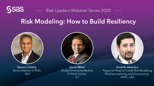Risk Modeling: How to Build Resiliency