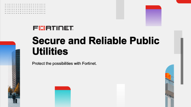 Secure and Reliable Public Utilities