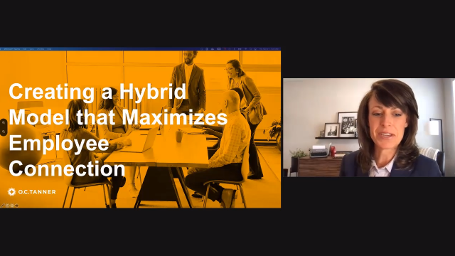 Creating A Hybrid Model That Maximizes Employee Connection