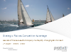 Strategic Risks as Competitive Advantage in a Rapidly Changing Environment