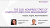 What is the State of Unstructured Data Management in the Enterprise?