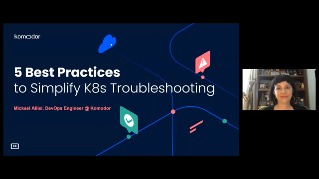 5 Best Practices to Simplify Kubernetes Troubleshooting