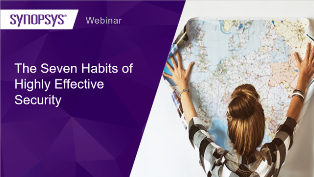 The Seven Habits of Highly Effective Security
