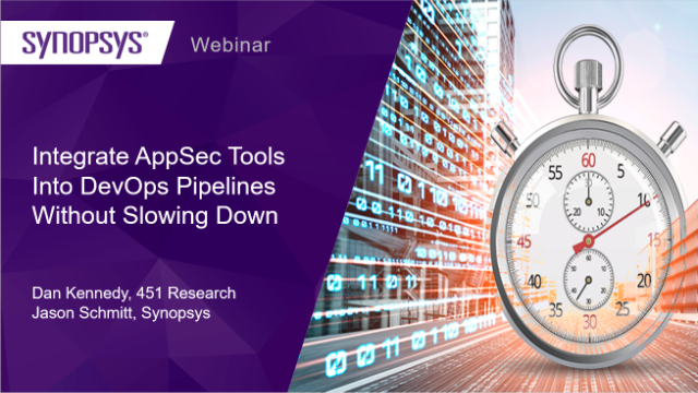 Integrate AppSec Tools Into DevOps Pipelines Without Slowing Down