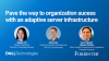 Pave the way to organization success with an adaptive server infrastructure