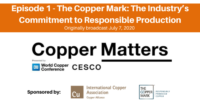The Copper Mark: The Industry's Commitment to Responsible Production