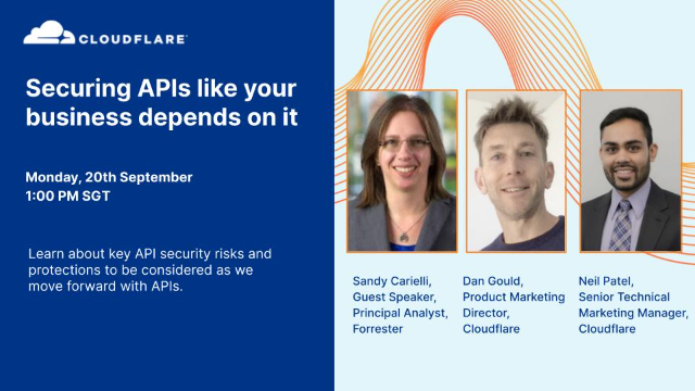 Securing APIs like your business depends on it