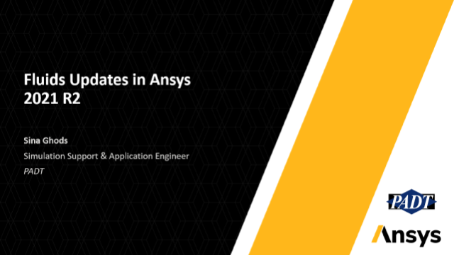 Fluids Updates in Ansys 2021 R2