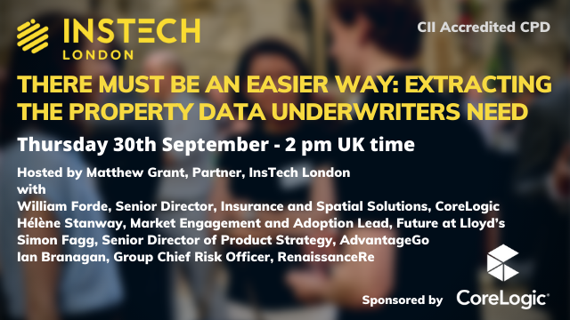 There Must Be an Easier Way: Extracting the Property Data Underwriters Need