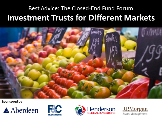 Investment Trusts for Different Markets