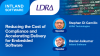 Reducing the Cost of Compliance and Accelerating Delivery for Embedded Software
