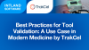 Best Practices for Tool Validation: A Use Case in Modern Medicine by TrakCel