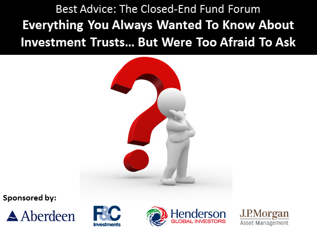 Everything You Always Wanted To Know About Investment Trusts….